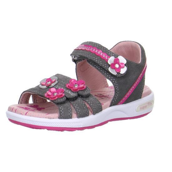 457fb1b64b08f Superfit 0-00133-06 Dievčenské sandále EMILY šedá 30 - Glami.sk