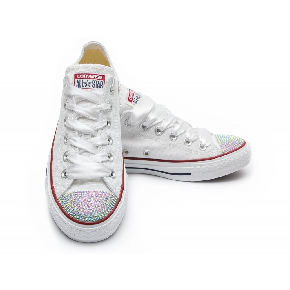 ca7f0a529 Converse Crystal Low White - Glami.sk
