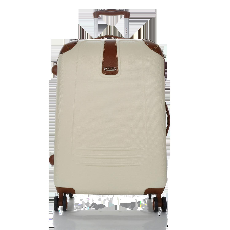 613d3450b7b34 Dielle veľký cestovný kufor XL-97 litrový béžový 6dll-03-9-006-k04 ...