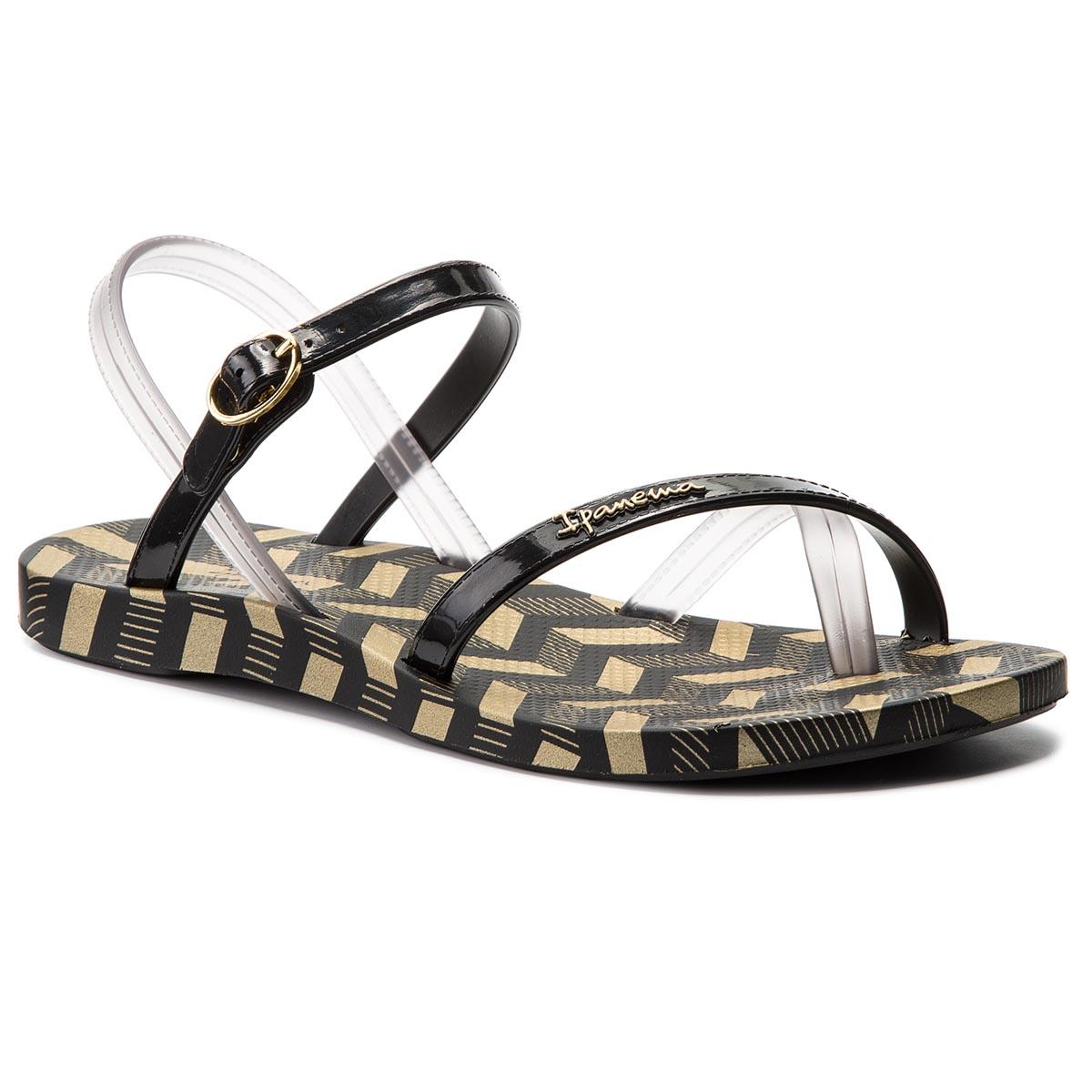 db6d7cbb4 Sandále IPANEMA - Fashion Sand. V Fem 82291 Black/Smoke 22155 - Glami.sk