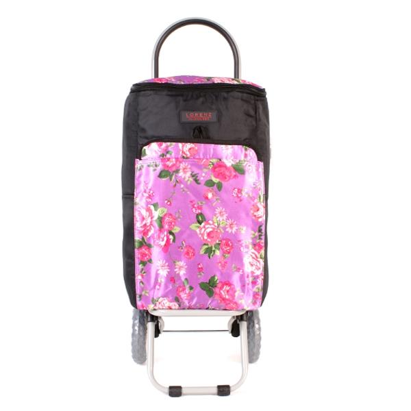7db975b22763f Lorenz nákupná taška na kolieskach