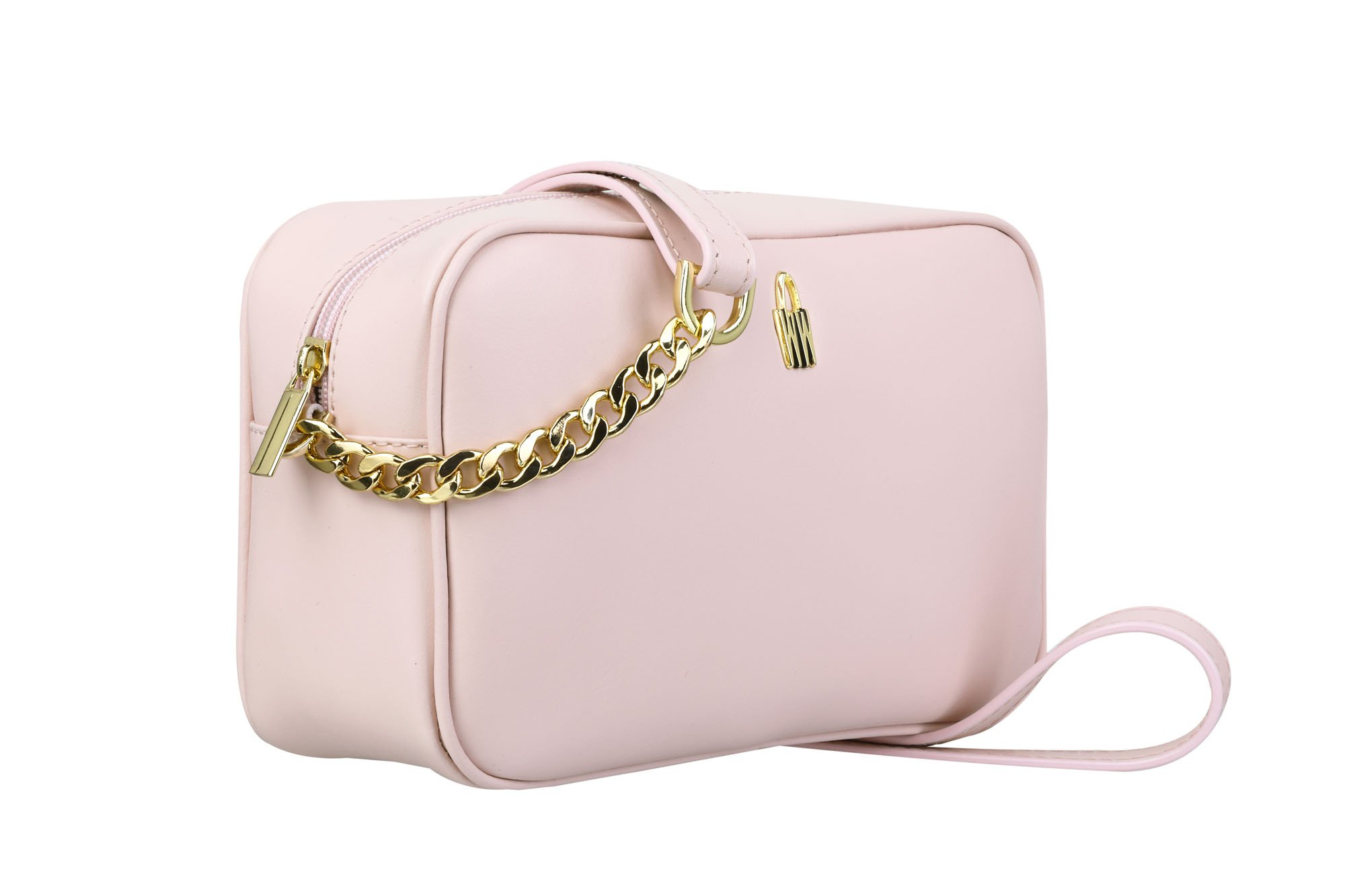 6c6e9dcb8 Wojewodzic malé luxusné kožené kabelky crossbody ružové 3174 - Glami.sk