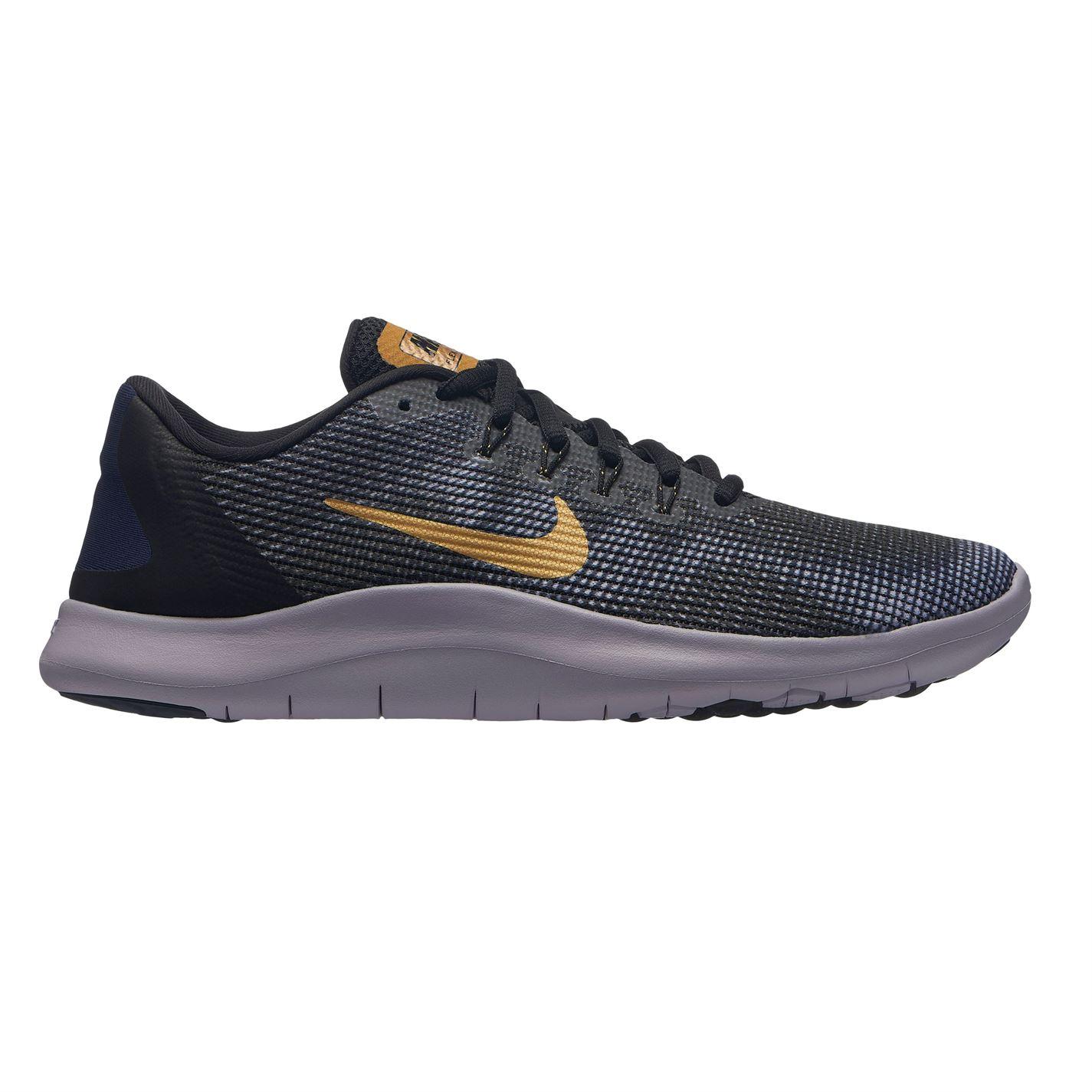 f65f4fc4e41b7 Nike Flex 2018 Run dámska bežecká obuv Black/Gold - Glami.sk