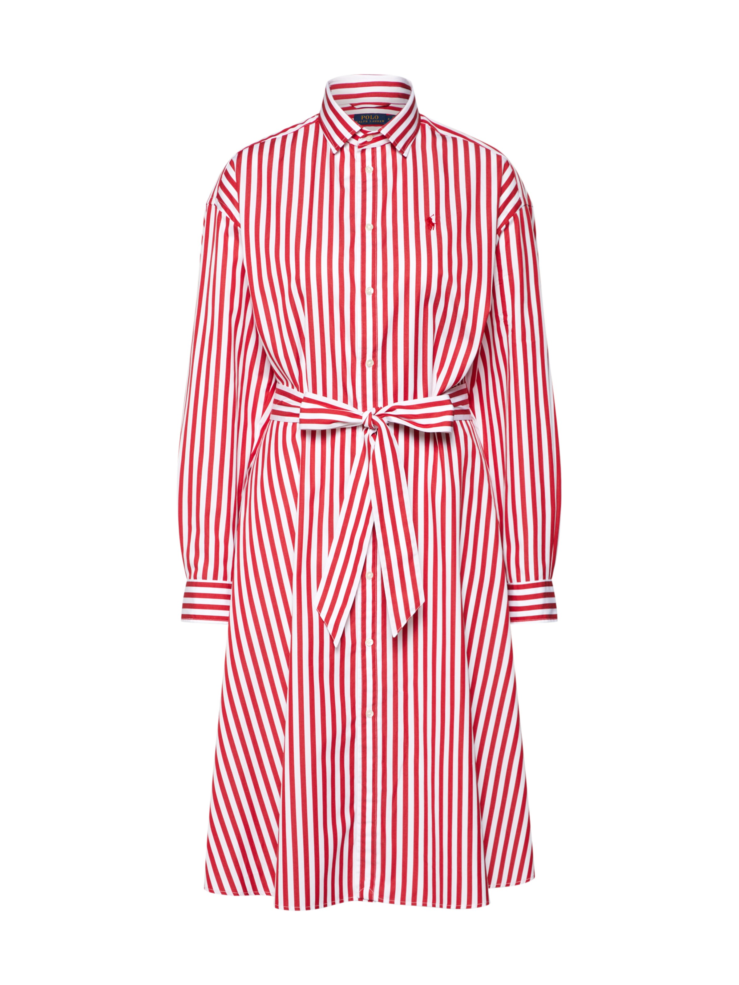 2264ec607 POLO RALPH LAUREN Košeľové šaty 'LS ELA SD-LONG SLEEVE-CASUAL DRESS ...