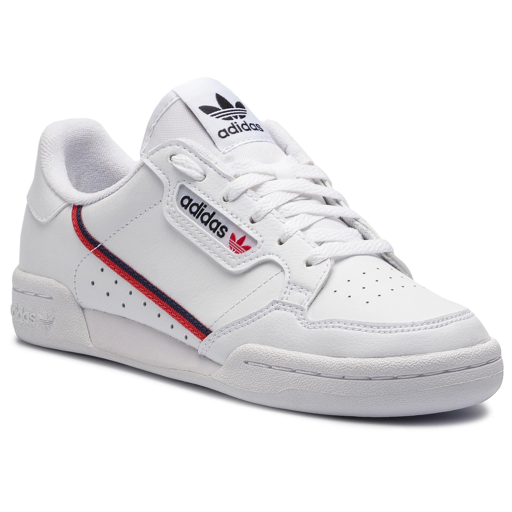 83574c08dc280 Topánky adidas - Continental 80 J F99787 Ftwht/Scarle/Conavy - Glami.sk