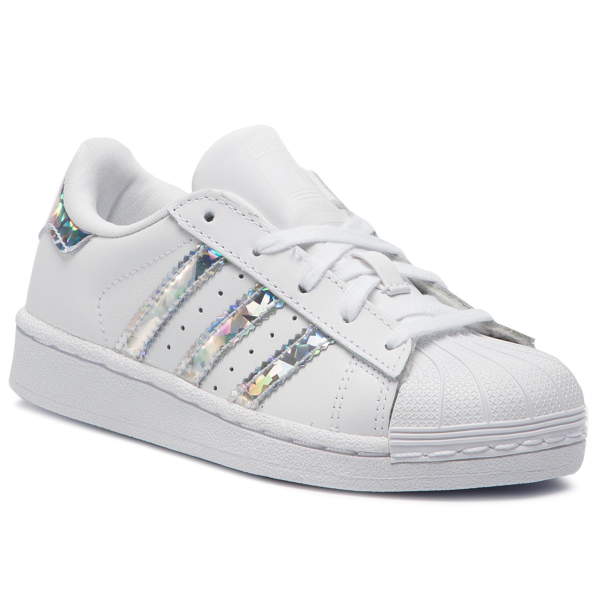 df35fbf998ca2 Topánky adidas - Superstar C CG6708 Ftwwht/Ftwwht - Glami.sk