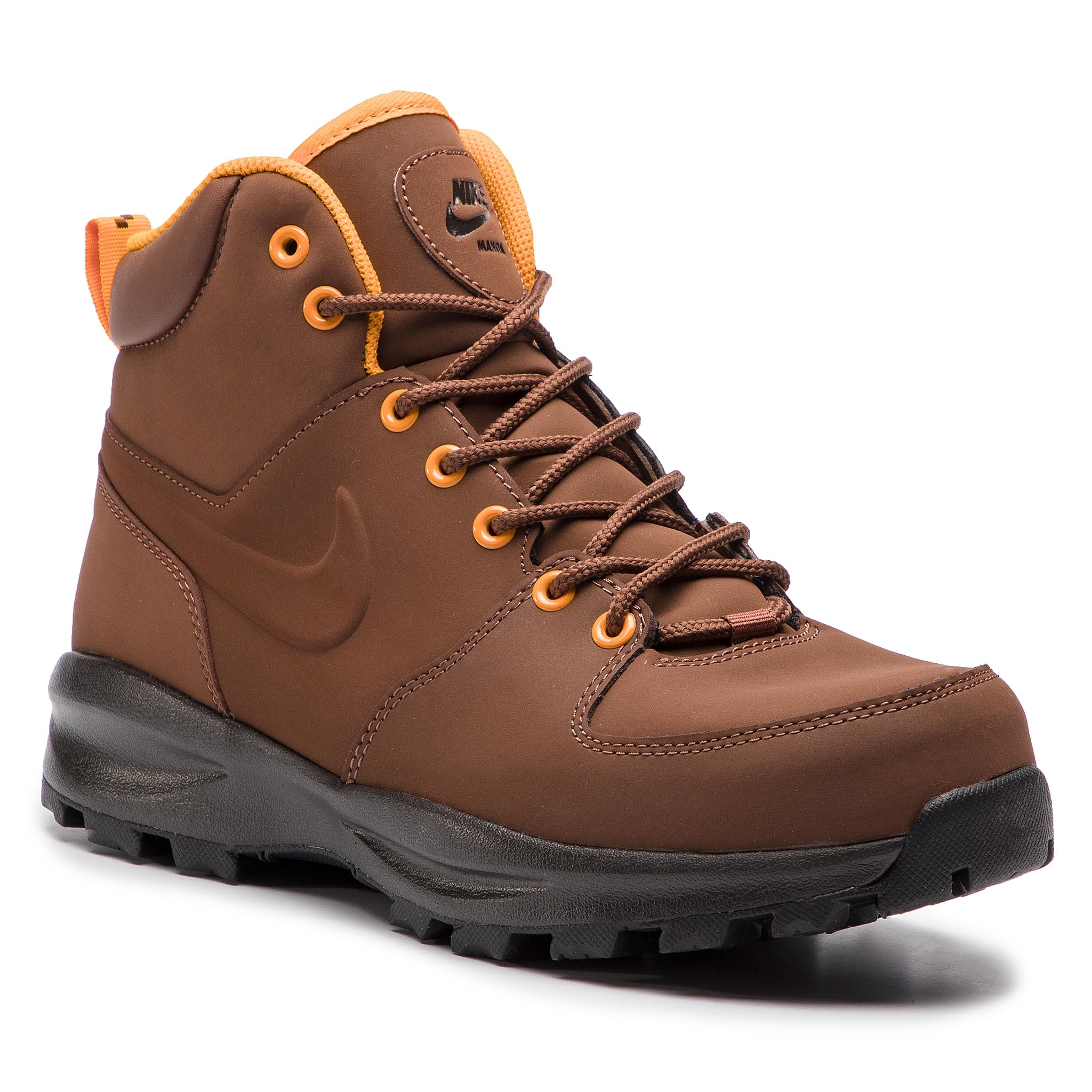 a42b431c0 Topánky NIKE - Manoa Leather 454350 203 Fauna Brown/Fauna Brown ...