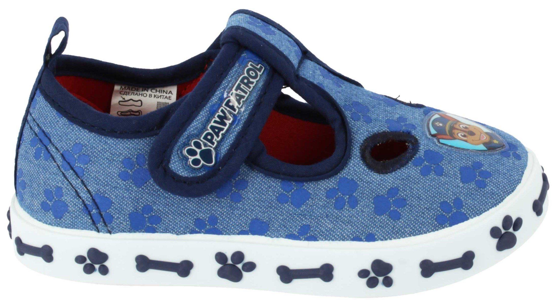 2e3c7ad440bd4 ... Arnetta Chlapčenské papučky Paw Patrol - modré. -29%. Disney ...