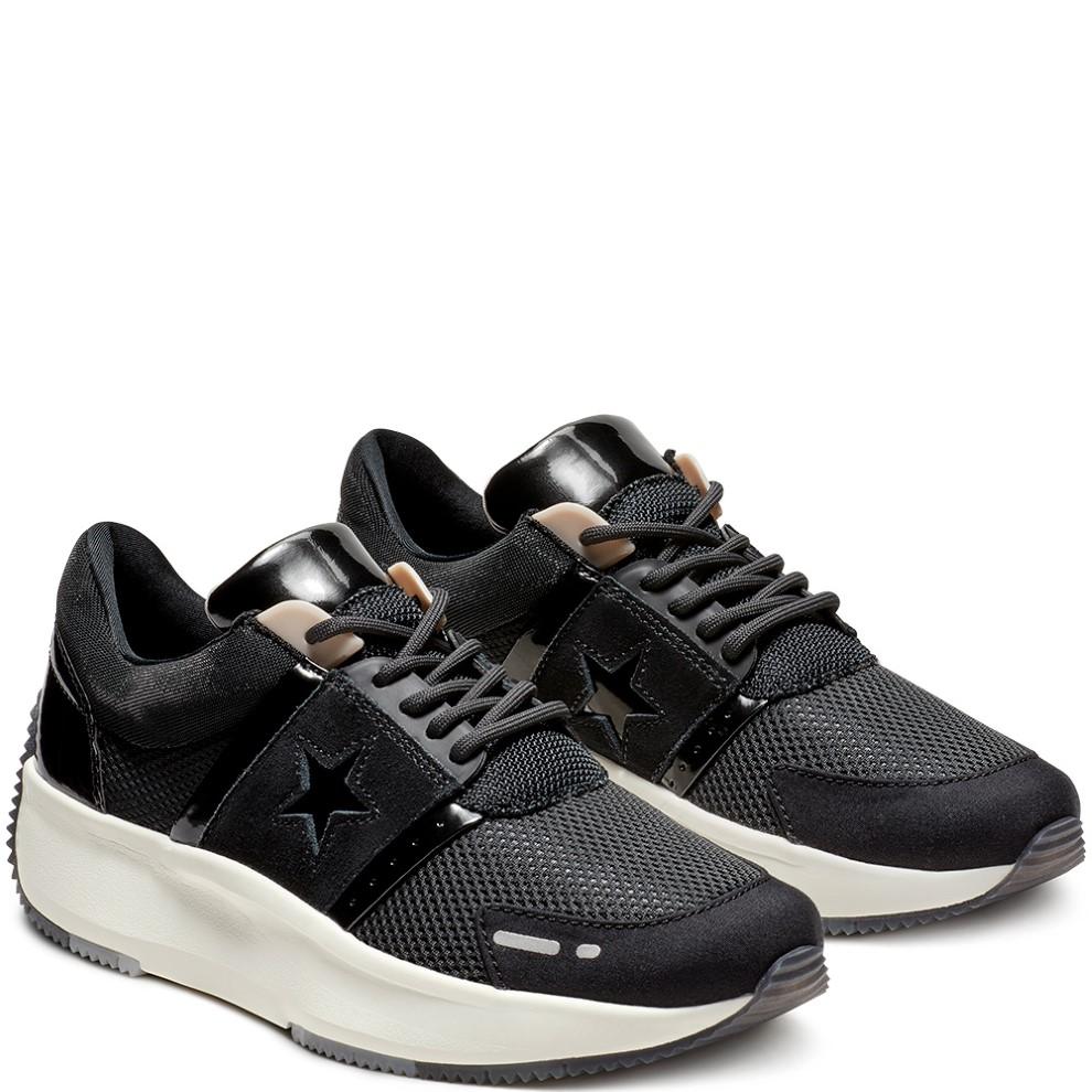 50fff3e5e7fb7 Converse čierne tenisky na platforme Run Star - Glami.sk