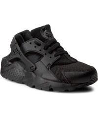 e94dfa5d00f20 Topánky NIKE - Huarache Run (GS) 654275 016 Black/Black/Black