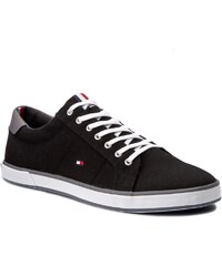 43fac895f Sneakersy TOMMY HILFIGER - Maxwell 11C6 FM0FM01124 Black/Magnet 905 ...