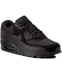 6e1c0f6c48242 Topánky NIKE - Air Max 90 Essential 537384 090 Black/Black/Black/Black