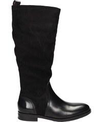76b55f20d92d2 Tommy Hilfiger dámske čierne čižmy
