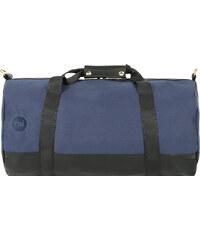 c6a019972af45 Tmavomodrá športová taška Mi-Pac Duffel Canvas Tumbled