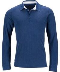 914b88c18e2db Polokošeľa zo 100% bavlny od Lacoste (tmavo modrá) - Glami.sk