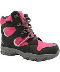 7350a0703c4be Bugga Dievčenské zimné topánky - ružové - Glami.sk