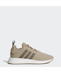 0159bcdfcb395 Pánske Kaki Tenisky Adidas Originals Nmd_R2