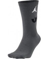 dc0ad2973 Ponožky Jordan JUMPMAN DRIFIT CREW BLACK/WOLF GREY/WOLF GREY - Glami.sk