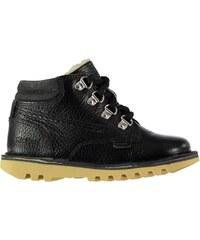 c33298f04a173 Kickers Leather Kojenecké Boys Chukka Boots