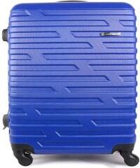 4de9955665d25 Talianske cestovné kufre stredné M modré 72 litrov Sicilio blue cw280