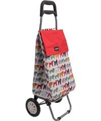 e3f830e7cc23a Modrá nákupná taška na kolieskach GENTLEMAN FARMER Chariot de Marché, 38 l.  Detail produktu. -9%. Taška na kolieskach Sabichi Pug