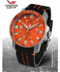 b2d9cd771 Pánske hodinky Vostok-Europe EKRANOPLAN automatic line NH35/546A509
