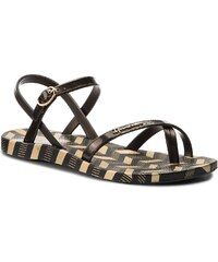38515d8f0 Sandále IPANEMA - Fashion Sand. V Fem 82291 Black/Gold Black 21112
