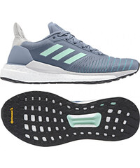 82ac92c57a792 Dámske bežecké topánky adidas Performance SOLAR GLIDE W (Šedá / Svetlo  zelená / Pastelová)