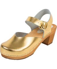 7fddd063788e9 Zlaté Dámske sandále | 310 kúskov na jednom mieste - Glami.sk