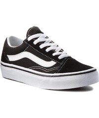f6cc44500bd7a Tenisky VANS - Old Skool VN000W9T6BT Black/True White