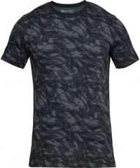 Black Quiksilver Herren T-Shirt Boredinbarrel M