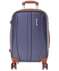 872c1f882add7 Pevný tmavomodrý cestovný kufor - Ormi Othelo M modrá