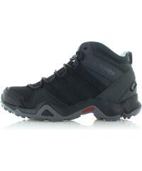dfbb269078809 adidas PERFORMANCE Dámske čierne členkové trekingové topánky Terrex AX2R Mid  GTX