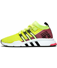 fa42d62cd Adidas Originals Pánske Čierne Sieťované Tenisky Adidas Eqt Support ...