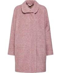 3225a0cee Butikovo Ružový jarný kabát na zaväzovanie - Glami.sk