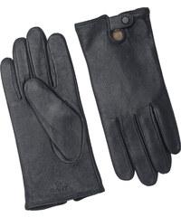 0d9706b2a Baťa Kožené dámske rukavice s kožušinkou - Glami.sk