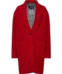 19a02a992 Trendovo Sivý jarný kabát na zaväzovanie - Glami.sk