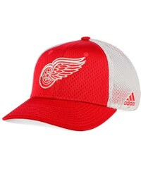super popular b9a5e 6c405 adidas Detroit Red Wings čiapka baseballová šiltovka red Mesh Flex Cap