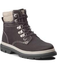 6733d158f71ba LOAP Chlapčenské zimné topánky Sillo - čierno-modré - Glami.sk