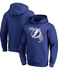 1ea856768483a Fanatics Branded Tampa Bay Lightning pánska mikina s kapucňou blue Hometown  Collection Pullover Hoodie