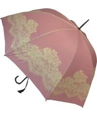 f59fc0feb Fulton Dámsky priehľadný palicový dáždnik Birdcage 2 raining ...