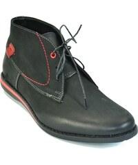 557fccc77 Elegantné Pánske členkové topánky z obchodu John-C.sk - Glami.sk