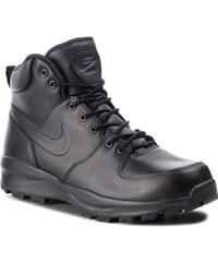 8dd3ee6299f8d Topánky NIKE - Manoa Leather 454350 003 Black/Black/Black