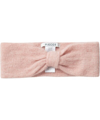 8427a152e Pieces Dámska čelenka Josefine Wool Headband Noos Peachskin