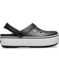 6b962c119a509 Crocs čierne šľapky so zimným motívom Crocsband Holiday Clog - Glami.sk
