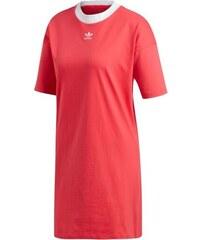 1d9fa5e6b Svetlomodré šaty s potlačou adidas Originals Periwi - Glami.sk