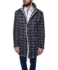 6b214f165 Kamelový pánsky zimný kabát BOLF 1047 - Glami.sk