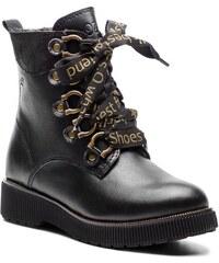 716108a49125c Členková obuv S.OLIVER - 5-26263-31 Black 001