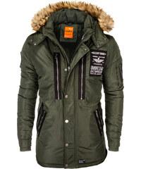 409e01350 Pánske bundy a kabáty | 26 160 kúskov na jednom mieste - Glami.sk