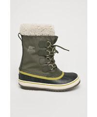 3204d1300 Zelené, Zimné Dámske topánky | 120 kúskov na jednom mieste - Glami.sk